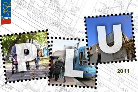 La Ville révise son Plan Local d'Urbanisme | rouen.fr | Rouen | Scoop.it
