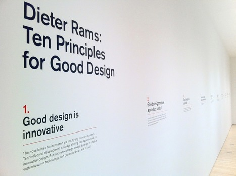 The ethics of good design: A principle for the connected age | UXploration | Scoop.it
