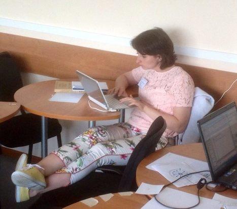 На летней школе изучили этапы создания онлайн-курсов от замысла до воплощения | e-learning-ukr | Scoop.it