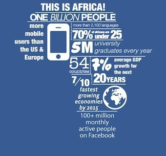 One hundred million Facebook users in Africa   The Media Online   Science   Scoop.it