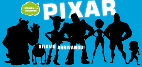 Mostra Pixar Milano | DailyComics | Scoop.it