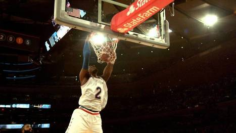 Best Dunks from 2015 NBA All-Star Game in Phantom Slow-Mo | fun stuff | Scoop.it