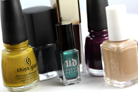What to Wear with Fall's Trendy Teals: 5 Mani/Pedi Pairings for Teal Fingers or Toes: Makeup and Beauty Blog: Makeup Reviews, Beauty Tips and Drugstore Beauty Finds | Lipstick Whisper | Scoop.it