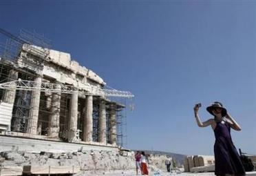 ECB in Athens as third-bailout talk heats up | Global Finance | Scoop.it