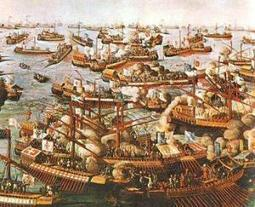 7 octobre 1571 bataille de Lépante | Racines de l'Art | Scoop.it