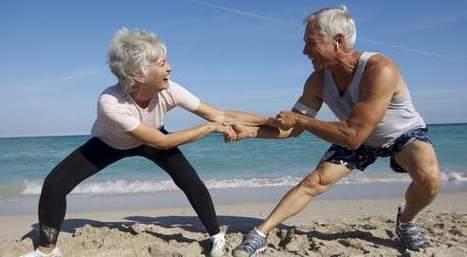 VIVRE PLUS VIEUX ! Et si cela devenait possible grâce au sport ? Pour tout savoir sur l'influence des activités sportives sur le vieillissement, découvrez mon dernier article sur MENSCOOP.COM ! | Mes publications | Scoop.it
