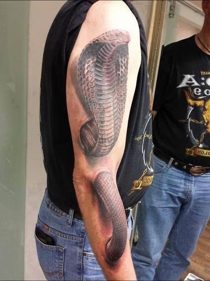 The Most Disturbing Tattoos Ever | Tattooed | Scoop.it