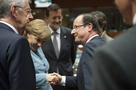Crise de la dette: mini sommet à Rome | Union Européenne, une construction dans la tourmente | Scoop.it