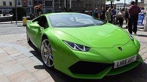 Insolite : une Lamborghini Huracan devient taxi en Grande-Bretagne | L'Angle de la Terre and Co | Scoop.it