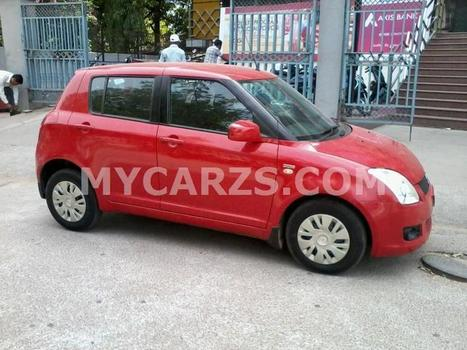 MARUTI SUZUKI SWIFT Red,2010 in Hyderabad | Buy or sell used cars in online | Scoop.it