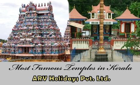 Temples in Kerala tours | Kerala Backwater India | Scoop.it