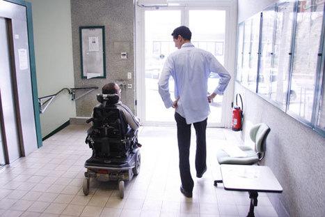 L'intégration des handicapés en entreprise progresse  | Le groupe EDF | Scoop.it