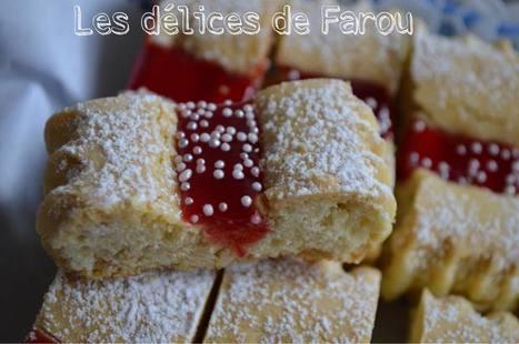 Croquet fondant à la confiture ( le gâteau virus ) | gateau algerien 2015 | Scoop.it