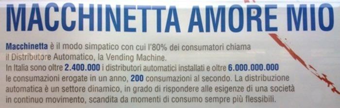 Distributore automatico e vending machine | Terminologia etc. | Glossarissimo! | Scoop.it