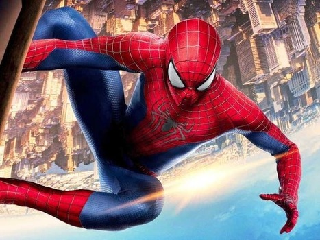 Ultimate 3D Movies: The Spidey Is Having Fun Swinging In This Video Clip (May 2014) | capedman | Scoop.it