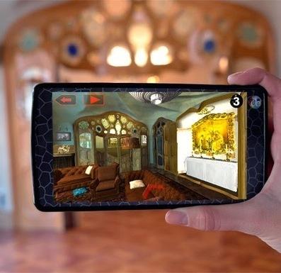 Crea y aprende con Laura: Videoguía de realidad aumentada. Casa Batlló | Recull diari | Scoop.it