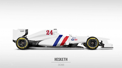 Motorsport Gallery: modern F1 cars dress up in retro liveries « - BBC Top Gear | Motorsport News | Scoop.it