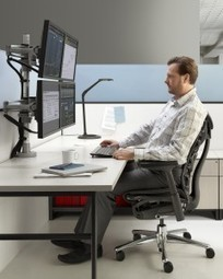 Encouraging Mobility in the Workplace - High Rise Facilities | Office Environments Of The Future | Scoop.it