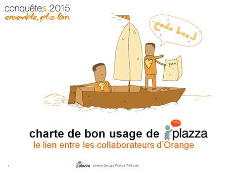 Charte des médias sociaux : les cas d'Orange et de Bouygues Telecom | Formation, Management & Outils Technologiques support de l'intelligence collective | Scoop.it
