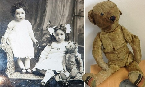 Tragic demise of the owner of a lost 100-year-old teddy: Bear left in an airport belonged to a man who was killed in Baghdad in WWI | British Genealogy | Scoop.it