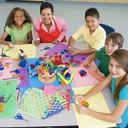 The Case for Integrated Arts in the Classroom | Celebrate the Arts with Kids | Scoop.it