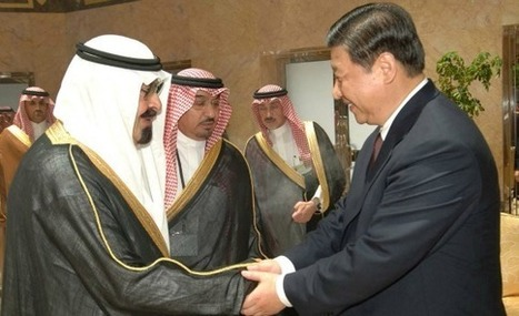 Is China Pivoting to the Middle East? | China Commentary | Scoop.it