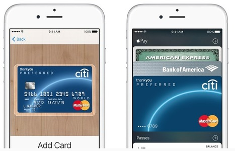Apple Pay launches in Singapore with support from Amex, Visa and MasterCard due soon | Le paiement de demain | Scoop.it
