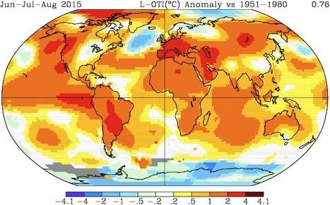 Golfe Persique: trop chaud pour survivre? | Agence Science-Presse | Nicole Pochat | Scoop.it