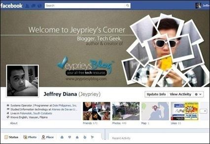 facebook timeline cover | Start Up Marketing Hub | Scoop.it