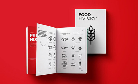 Papila's Food History Project - Design Milk | Urban eating | Scoop.it