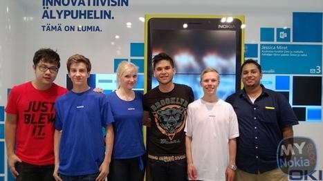 Videos: Nokia Flagship Store, Helsinki Finland (Filmed on Nokia Lumia 925/920)   Social Media & Technology News   Scoop.it