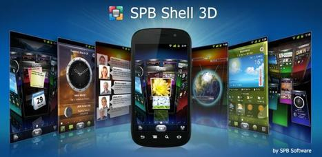 SPB Shell 3D - Android Market | Android Apps | Scoop.it