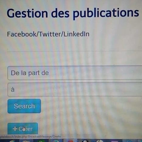Gestion des publications sur les réseaux sociaux, programmation et intégration des images | Réseaux sociaux | Scoop.it