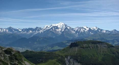 Ces lieux qui pourraient disparaître: les glaciers français | SandyPims | Scoop.it