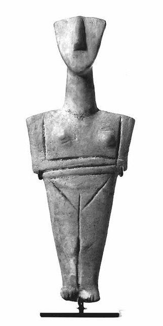 Les idoles cycladiques | L'actu culturelle | Scoop.it