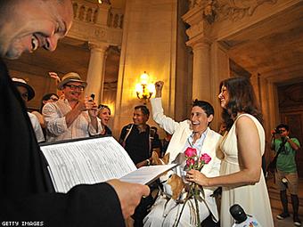 Calif. Supreme Court Again Refuses to Halt Same-Sex Marriages | GLBT Advocacy | Scoop.it