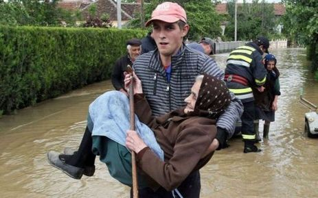Inondations: au moins 47 morts en Serbie et en Bosnie | Inondation Serbie | Scoop.it