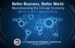 Sustainability Makes the World Go Around | 3C project for circular economy | Scoop.it