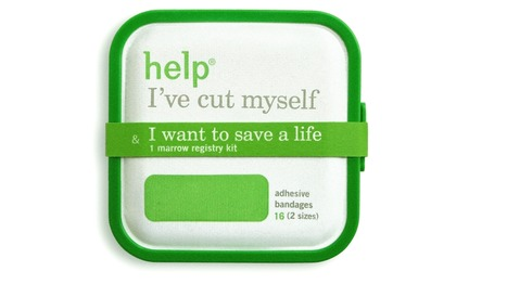 A Bandage That Allows You To Save A Life While Patching Up Your Cut | Sustainable Futures | Scoop.it