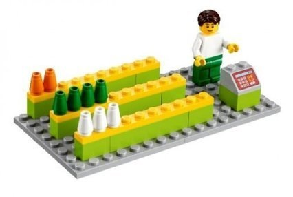 12 Unexpected Ways to Use LEGO in the Classroom | Edudemic | Libraries thru time | Scoop.it