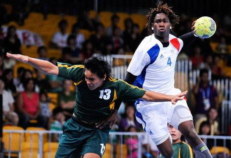 - HANDBALL- Théophile Caussé, toujours plus haut | Handball LNH en France | Scoop.it