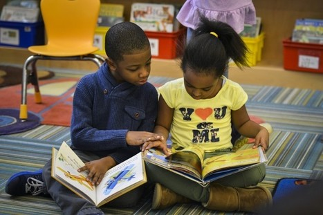 Why kids still need 'real books' to read — and time in school to enjoy them #books #reading | Library world, new trends, technologies | Scoop.it