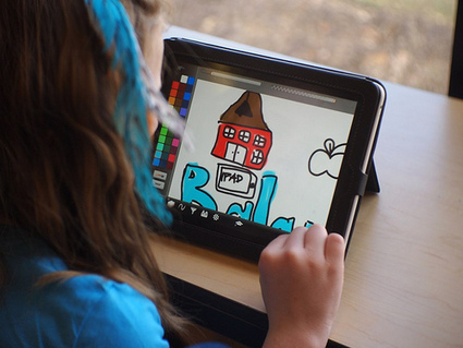 7 Ways to Collect Student Work in an #iPad Classroom | Apps for Literacy Learning | Scoop.it