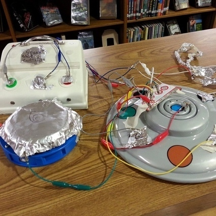 Makey Makey Game Controller Challenge | Edu Technology | Scoop.it