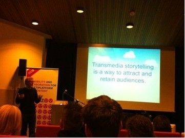 Transmedia Europe Network | imastrangerheremyself | #transmediascoop | Scoop.it