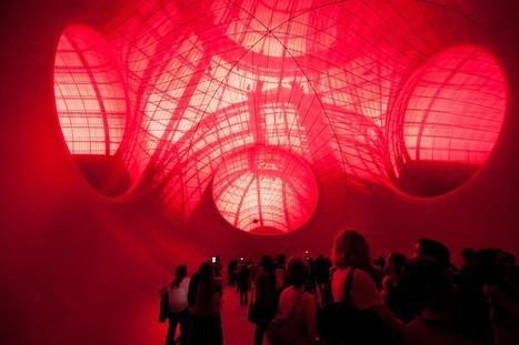 Anish Kapoor: Leviathan | Art Installations, Sculpture, Contemporary Art | Scoop.it
