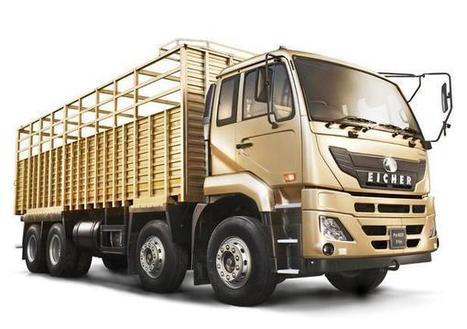 Volvo-Eicher trucks going up the growth curve steadily   Automotive Wheels View   Scoop.it