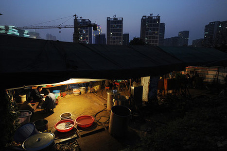 China's Urbanization Risk: Magnified Unrest | China Commentary | Scoop.it