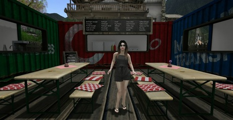 ♥ My SL Free World ♥: LOTD#22 French Fries | Toutes les choses | Scoop.it