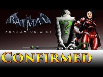 Otros enemigos confirmados para Batman: Arkham Origins | VJ | Scoop.it